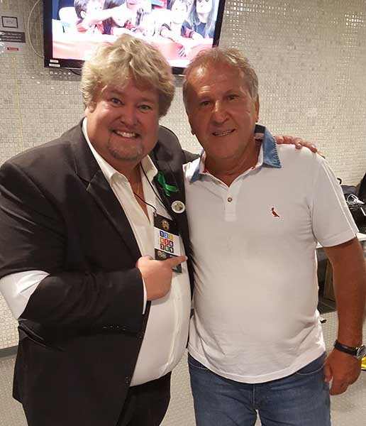 Richard Nilsson and Zico